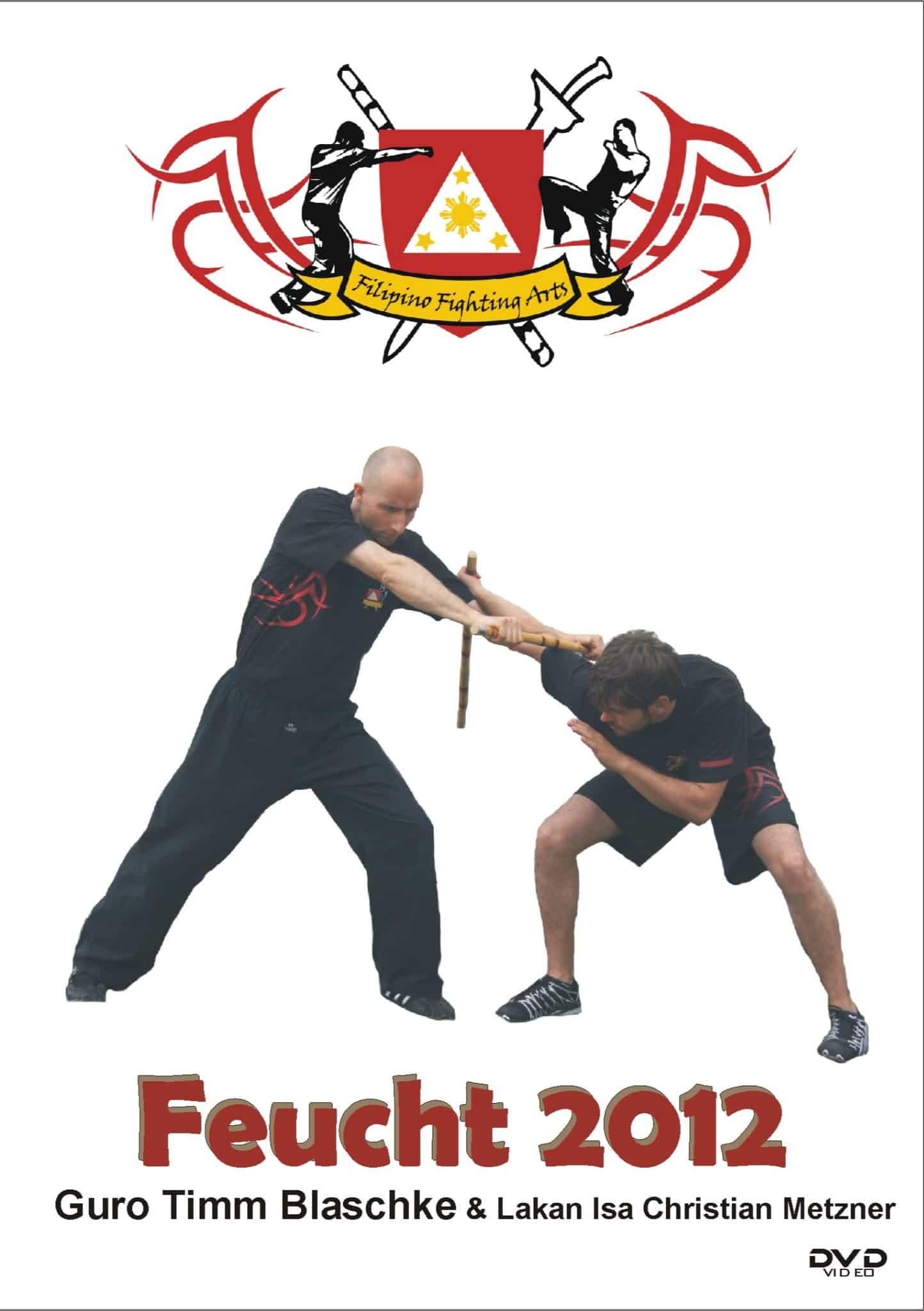 DVD´s Filipino Fighting Arts